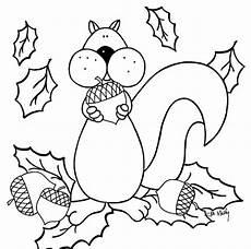 Malvorlagen Herbst Kleinkinder Fensterbilder Herbst Vorlagen Eichhoernchen Eichel