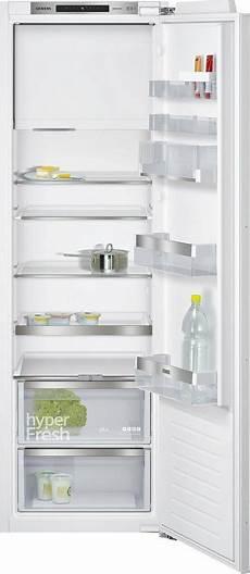kühlschrank mit gefrierfach siemens siemens integrierbarer einbauk 252 hlschrank ki82lad30 a
