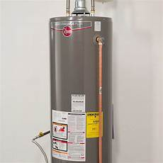 the signs and symptoms of a bad water heater the home