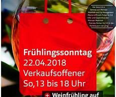 22 04 2018 fr 252 hlingsfest mit verkaufsoffener sonntag in