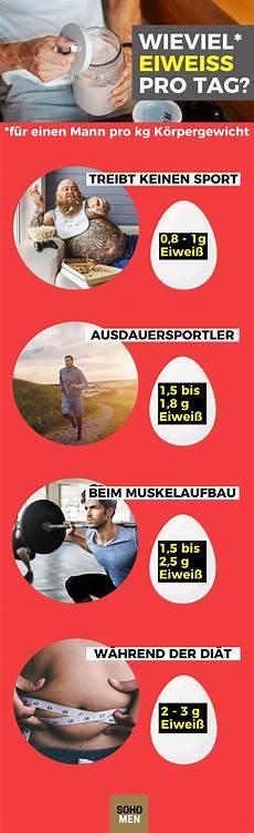 Wieviel Eiwei 223 Pro Tag Fitness Muskeln