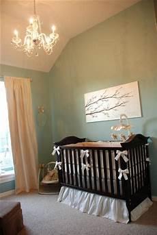 Kinderzimmer Streichen Blau - blue nursery paint colors traditional nursery