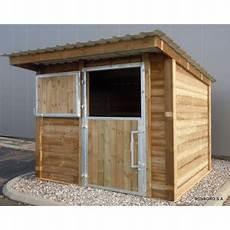 pferdeunterstand 350 x 350 x 230 cm rovagro