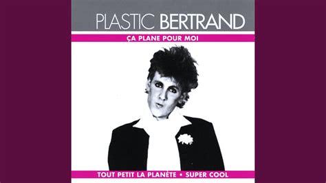Plastic Bertrand Ping Pong