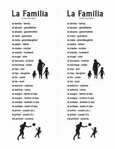 worksheets la familia 18350 la familia extended family family crossword puzzle worksheet