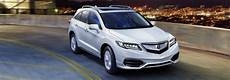 2018 acura rdx trim levels and available options