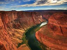 top world travel destinations colorado river in the usa