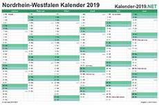 kalender 2019 nrw 2020 calendar printable with