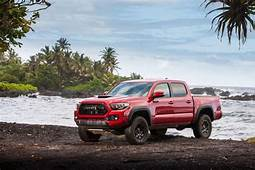 2020 Toyota Tacoma Redesign Diesel TRD Pro Concept