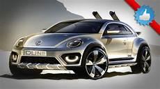 New Vw Volkswagen Beetle Dune Concept For 2014 Detroit