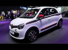 Renault Twingo 2016 In Detail Review Walkaround Interior