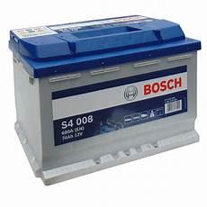 batteria auto bosch 0092s40080 batteria auto bosch silver s4 008 74ah ere en 680a 12v pronto uso ebay