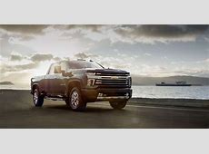 Up in Your Grille: Chevrolet Shows Off 2020 Silverado HD