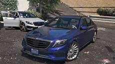 2014 Mercedes Amg S65 W222 Add On Replace Gta5 Mods
