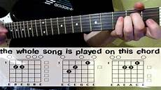 songs for guitar the cranberries cover easy beginner song on guitar