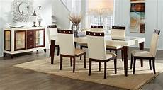 sofia vergara savona ivory 5 pc rectangle dining room