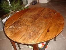 renovation d une table forum d 233 coration mobilier