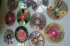 Basteln Mit Alten Cds - basteln mit cd