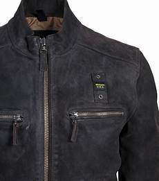 blauer usa herren lederjacke in grau gr 252 n neu ebay