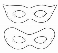 kinder fasching maske klassisch design ausdrucken idee