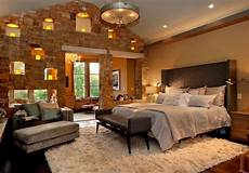 schlafzimmer landhausstil modern 16 accent brick wall designs for beautiful look of the bedroom