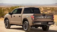 nissan trucks 2020 2020 nissan titan truck revealed tougher looks