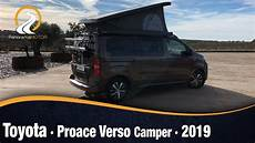 toyota proace verso cer 2019 informaci 243 n y review