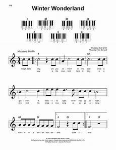 winter sheet smith easy piano