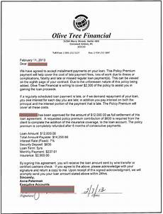 olive tree financial peterman consumer complaint february 15 2013