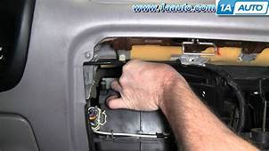 How To Install Replace Air Temperature Door Actuator