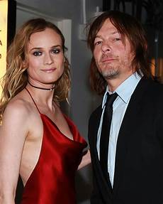 Pics Norman Reedus Diane Kruger Dating Out