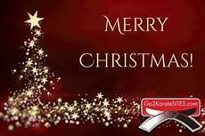 merry christmas to all go2karatesites