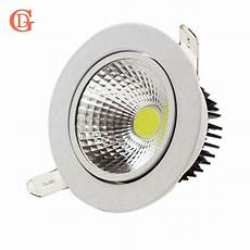 Gd Dimmable Led Recessed Downlight 3w 5w 7w 10w 12w 15w