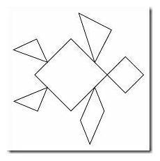 tangram kinder malvorlagen word