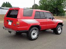 1987 Toyota 4Runner SR5 22RE 4x4 Hilux Surf TRD 1988 1989