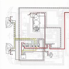 1958 vw wiring diagram