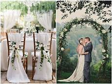 breathtaking green and white wedding ideas to rock