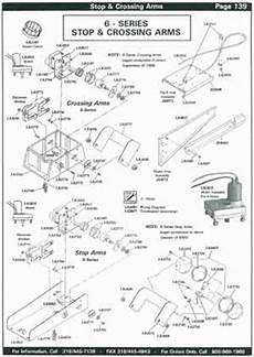 Specialty Manufacturing Stop Arm Parts