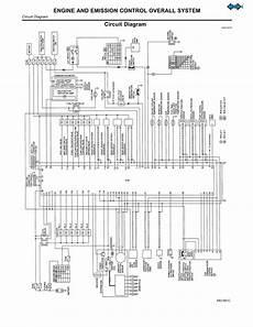 2000 nissan frontier wiring diagram free wiring diagram