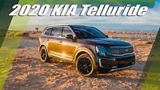 2020 kia telluride exterior 2020 kia telluride suv exterior interior and drive