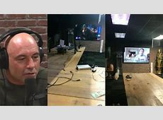 joe rogan studio location