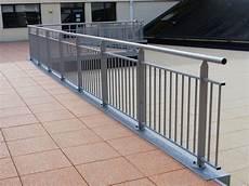 Garde Corps En Aluminium Pour Balcon Et Toiture Terrasse