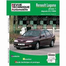 Rta Renault Laguna Retrouvez Les Revue Technique De La