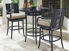 bar set tommy bahama outdoor marimba wicker bar set trmrmbdin