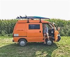 Piaggio Porter Der Kleinste Cer Ausbau Als Wohnmobil