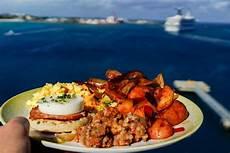 disney cruise cabanas breakfast review ziggy knows disney