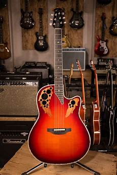 electric guitars made in usa 2008 ovation c2078lx acoustic electric usa made ish guitars