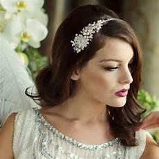 Bijoux De Tete Mariage Perle