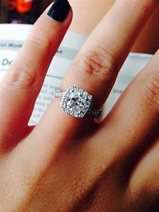my perfect engagement ring vera wang gorgeous dream