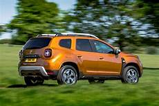 dacia duster suv review driving parkers